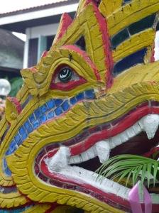 Wat Gate Karam and museum