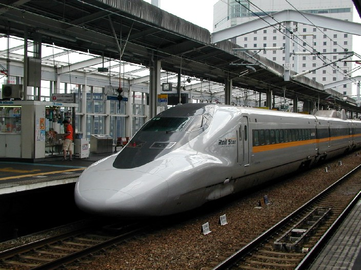 Shinkansen_Hikari